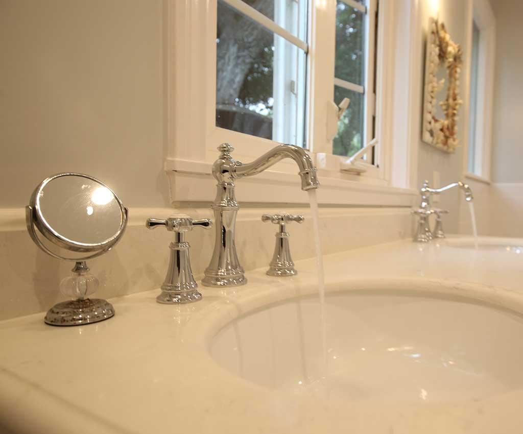 Bathroom Remodel Bel Air Sink