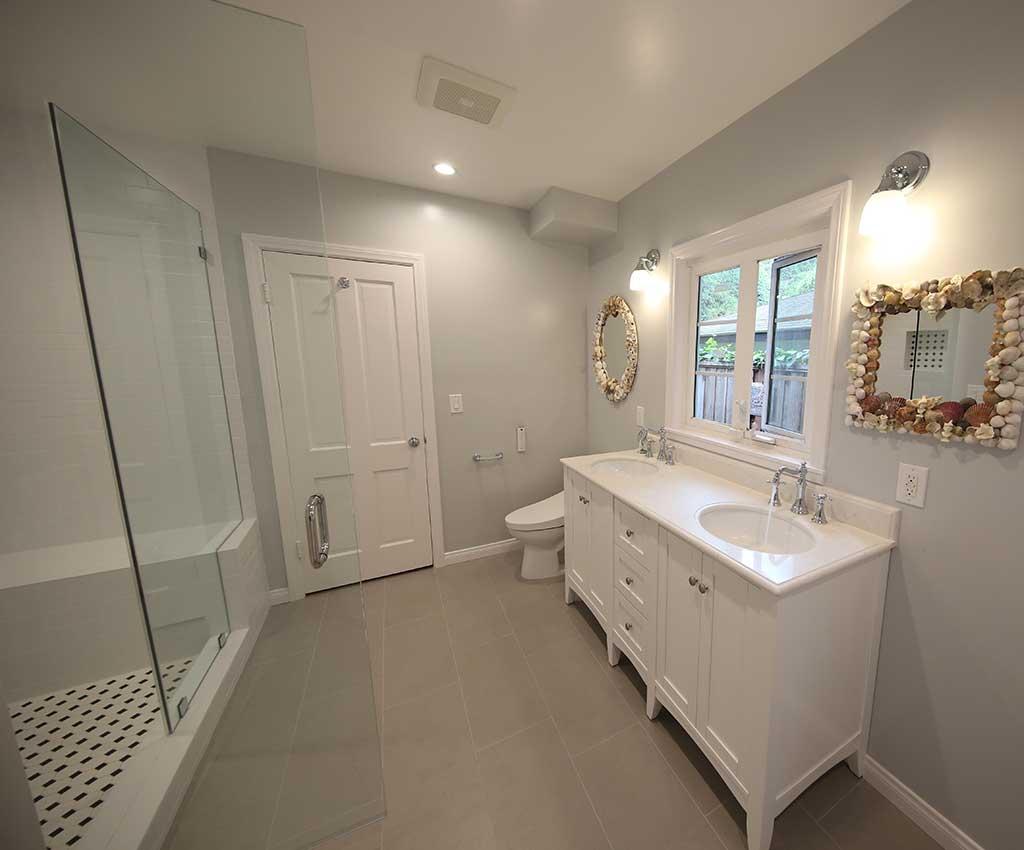 Bathroom Remodel Bel Air Shower 2