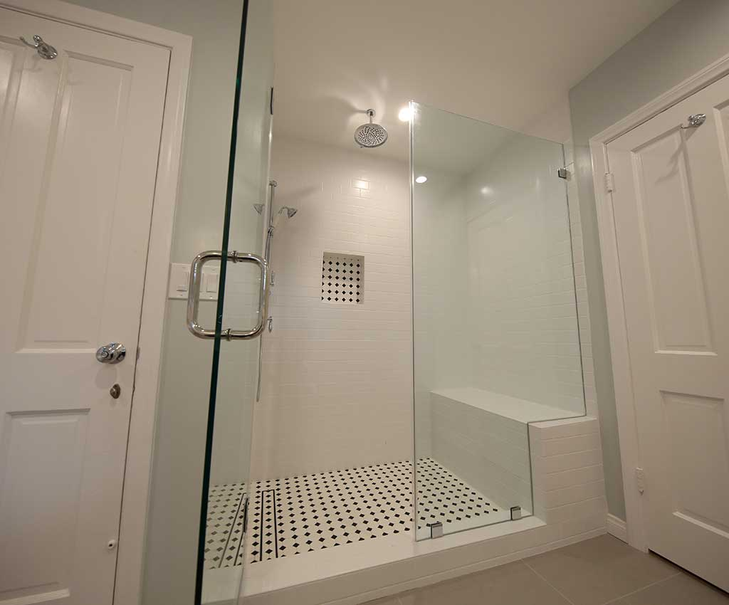 Bathroom Remodel Bel Air Shower