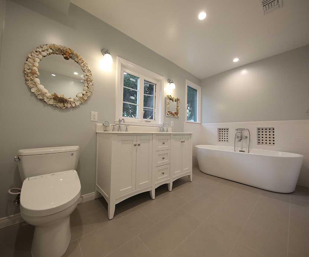 Bathroom Remodel Bel Air Vanity