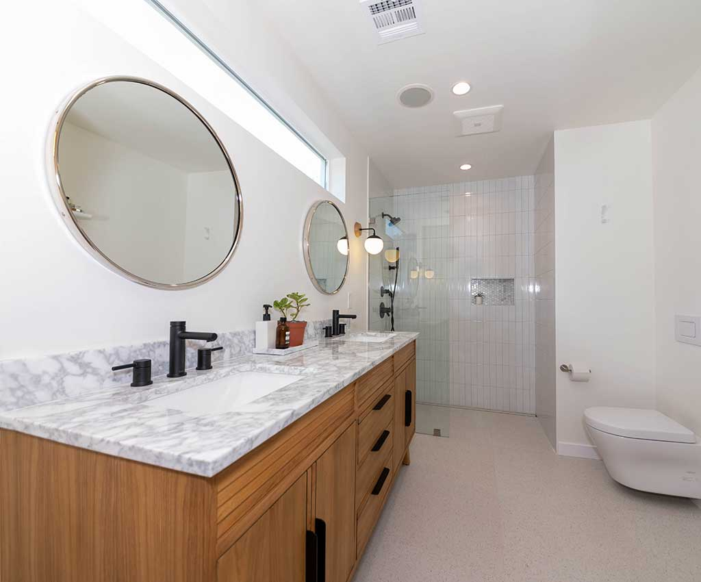 Bathroom Remodel West Hollywood Picture 1