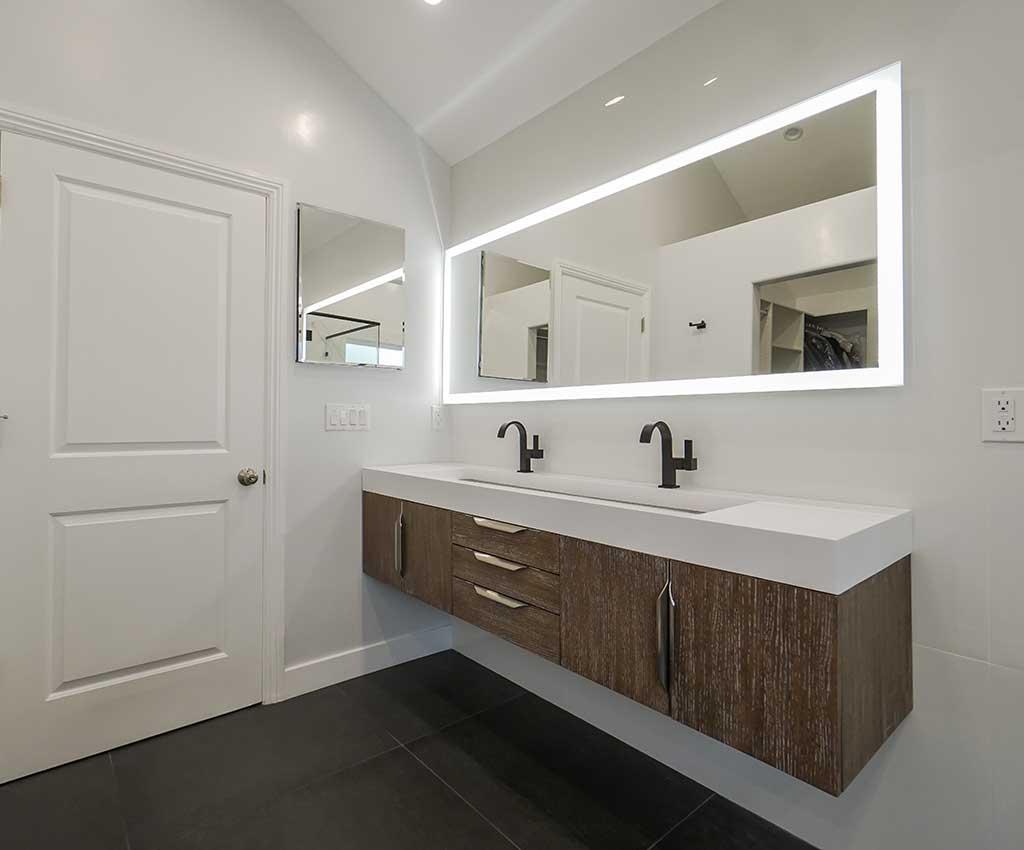 Bathroom Remodel Westchester Vanity 1