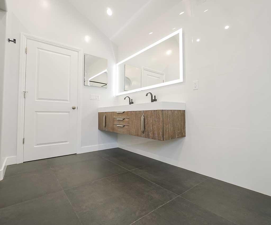 Bathroom Remodel Westchester Vanity
