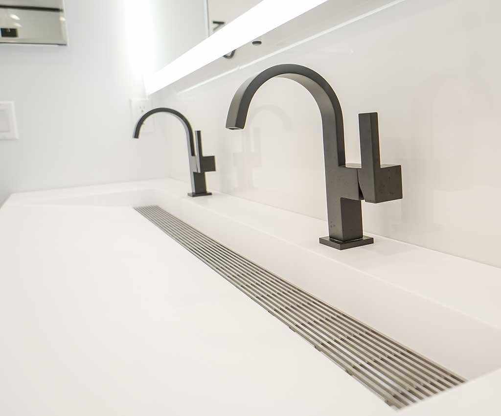 Bathroom Remodel Westchester Fixtures