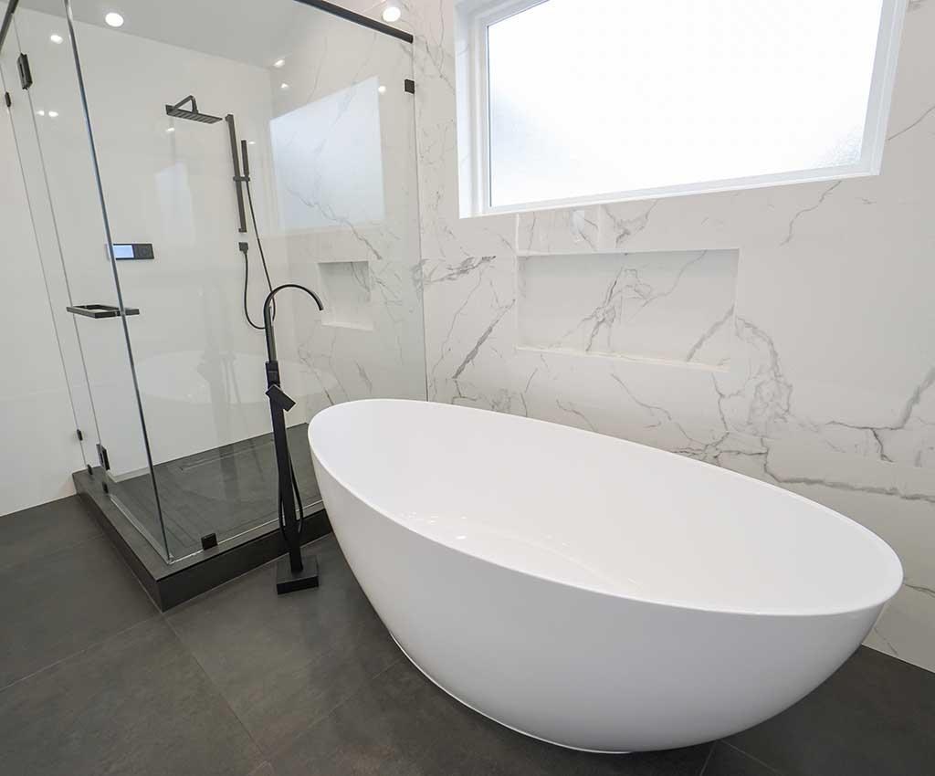Bathroom Remodel Westchester Bathtub