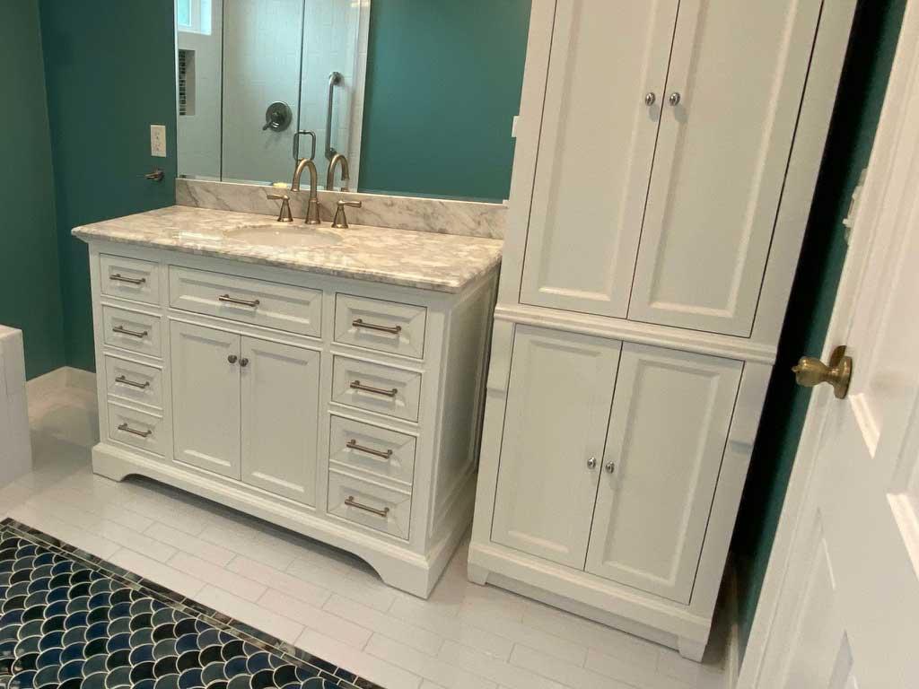 Bathroom-Vanity Installation Connelli