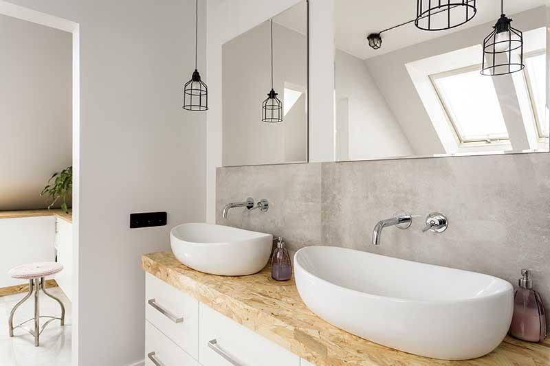 Bathroom Vanity Replacement-