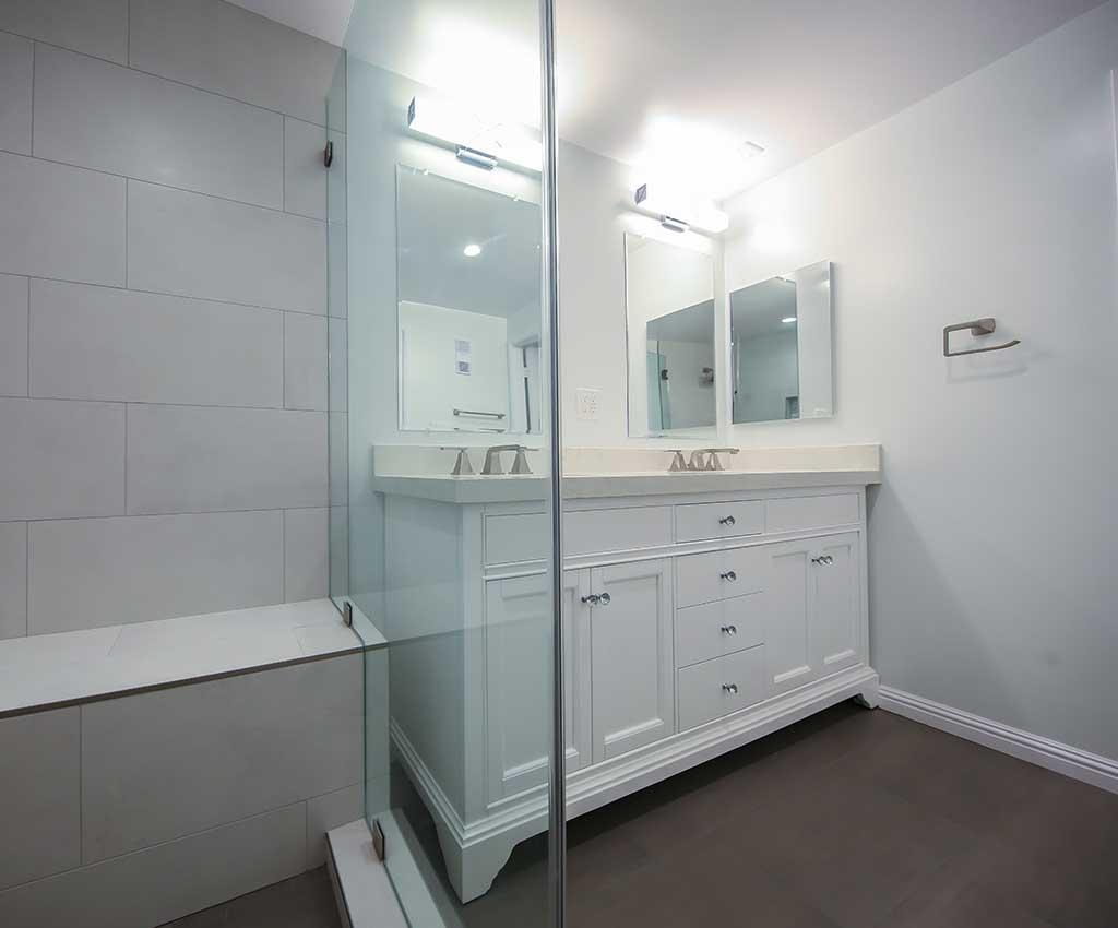 Kitchen Remodel Playa Del Rey Shower 2