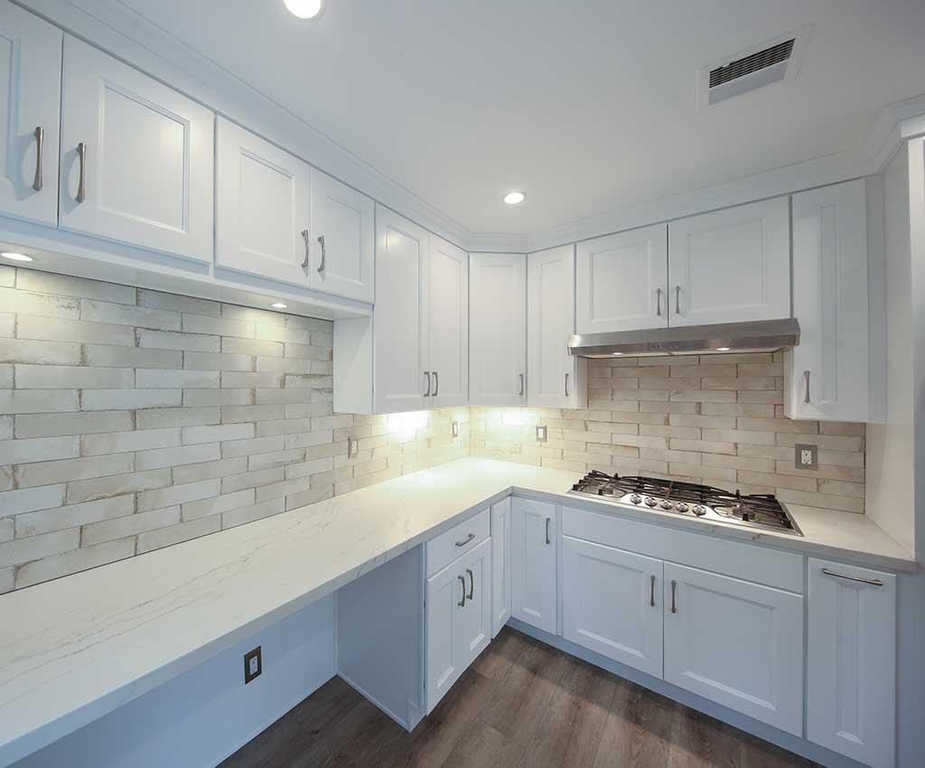 Kitchen Remodel in Studio City Picture 1