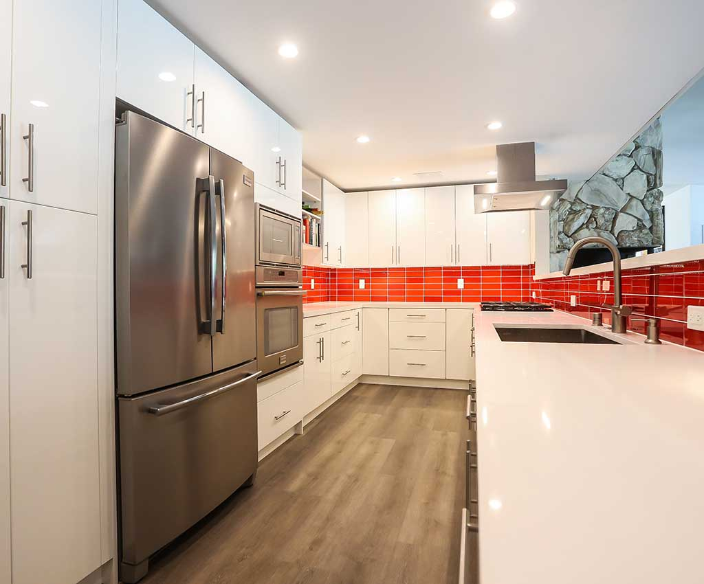 Kitchen Remodel in Studio City Picture 10