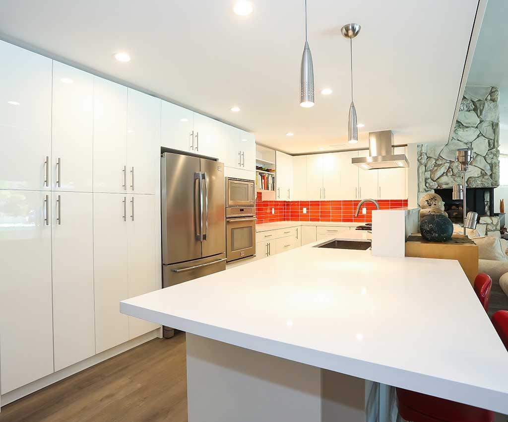 Kitchen Remodel in Studio City Picture 12