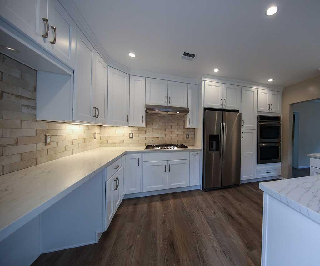 Kitchen Remodel in Studio City Picture 3
