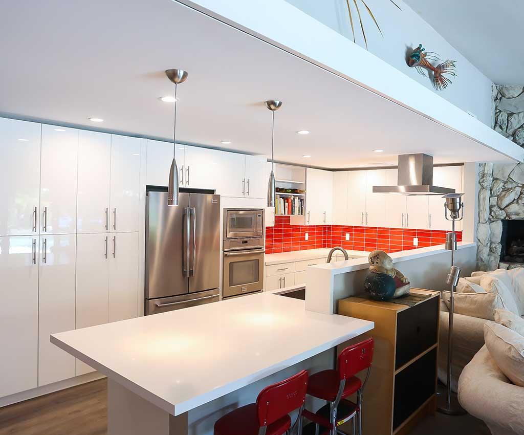 Kitchen Remodel in Studio City Picture 4