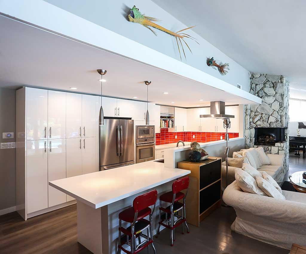 Kitchen Remodel in Studio City Picture 5