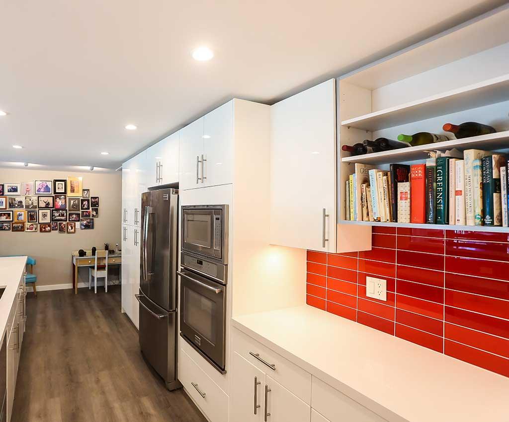 Kitchen Remodel in Studio City Picture 6