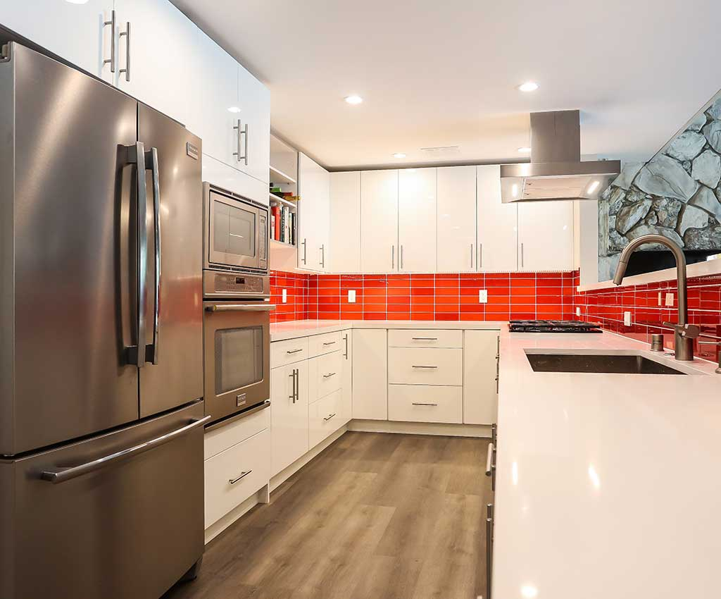 Kitchen Remodel in Studio City Picture 9