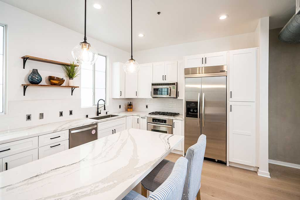 install kitchen countertop