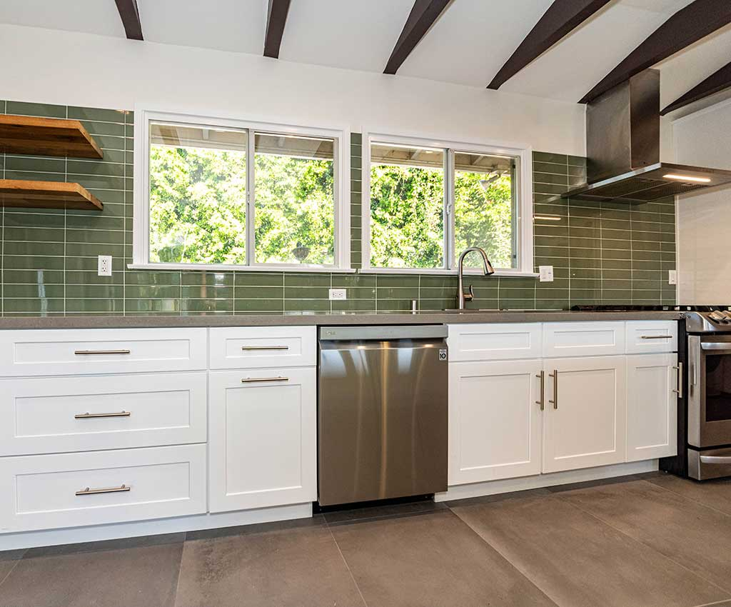 Kitchen Remodel Projct in San Gabriel Picture 1