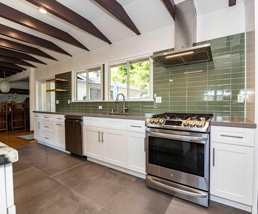 Kitchen Remodel Projct in San Gabriel Picture 4