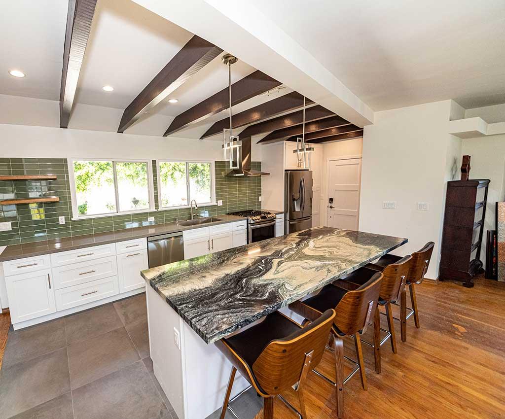 Kitchen Remodel Projct in San Gabriel Picture 9
