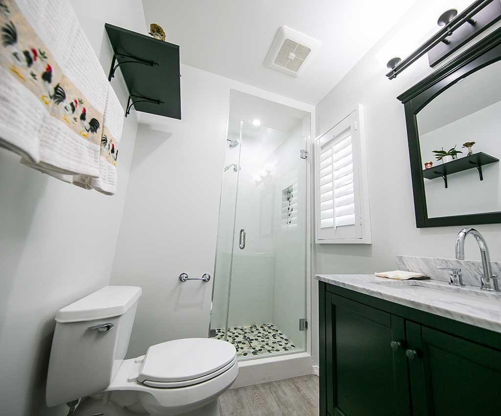 Bathroom Remodel Tilden Ave LA Vanity Pic 3