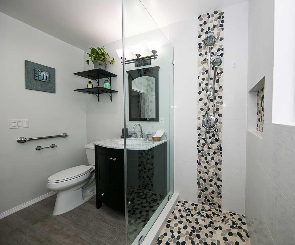 Bathroom Remodel Tilden Ave LA Shower