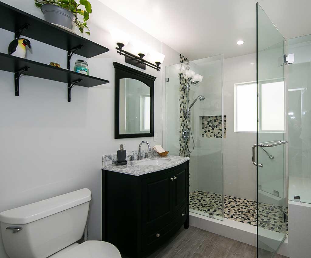 Bathroom Remodel Tilden Ave LA Shower 2